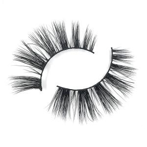 Customised Cruelty Free Siberia Eyelashes Mink Hair With Eyelashes Tweezers