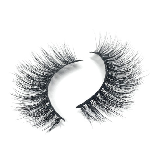 Etiqueta privada 3D Natural Pestañas de lujo falsas Venta al por mayor Proveedor de pestañas Cajas magnéticas para pestañas