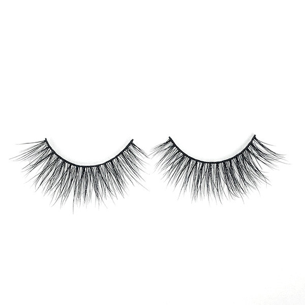 Wholesale Own Label  Handmade Mink Eyelashes Private Label And Make Up
