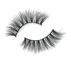 Wholesale Private Label Custom Packaging Wispy Eyelashes False With Eyelash Packaging Box