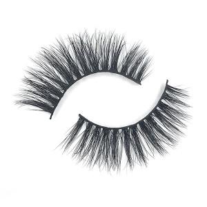 Premier Real Human Hair Single Eyelashes Manufacturer Directory With Marble Eyelash Box
