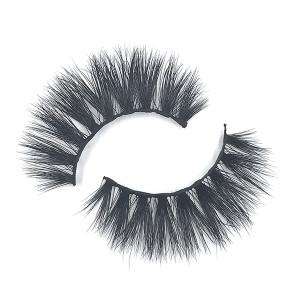 Wholesale Your Own Brand 3D Mink Natutal False Eyelash