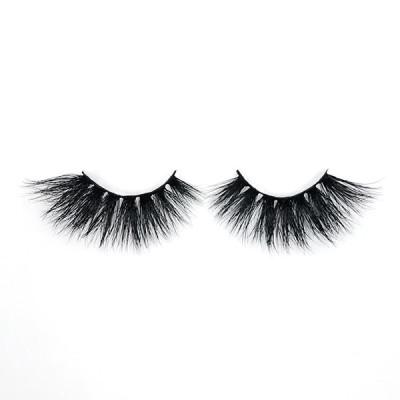 Venta al por mayor de etiqueta privada de alta calidad 3D Mink maquillaje pestañas Comentarios