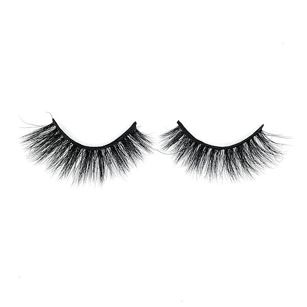 Cruelty Free 3D Mink  Private Label Natural Eyelashes Vendor No Box