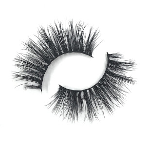 Grace Dramatic Personalized 3D Mink Eyelashes Cruelty Free Bulk Of Mink Eyelashes