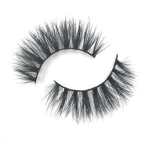 Brand Name Classic Cruelty Free Siberian Cheap Mink Eyelashes