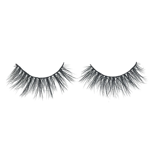 Private Label Wholesale Custom Bulk  Strip Eyelashes 3D Mink Lashes