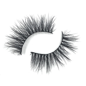 Private Label Wholesale Custom Bulk  Strip Eyelashes 3D Mink Lashes