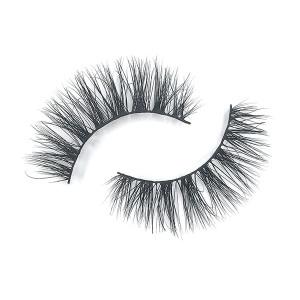 Private Label Wholesale Custom Bulk Strip Eyelashes 3D Mink Lashes Manufacturer