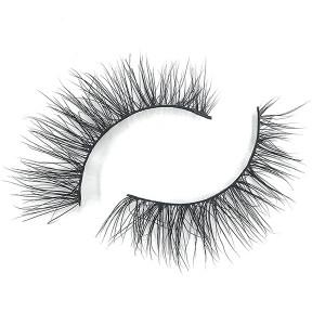 Best Mink Natural Eye Lashes Top Quality Eyelashes Free Sample
