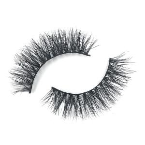 Cheap Classic Fake Siberian 3D Natural Mink Eyelashes