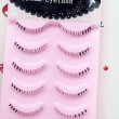 Natural Softclear Band Fashion Lower Lashes For Makeup