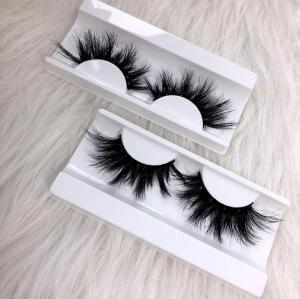 Qingdao Professional Luxury Dramatic Wispy Fluffy Eyelashes Bag For Packing Box