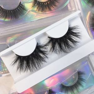 Lightweight Reusable Ultra Flurry Beauty Eyelashes Private Label With Lashes Box