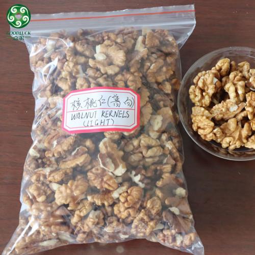 Light Halves Quarters Pieces Crumbs Walnut Kernels Factory Price