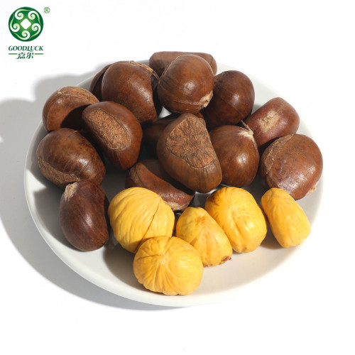 Chestnuts In Shell With Large Kernel Rate Have Customized Service