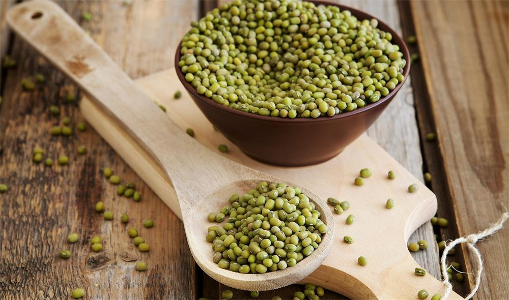 the effects and influences of mung beans