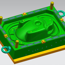 Xingyi mould professional services