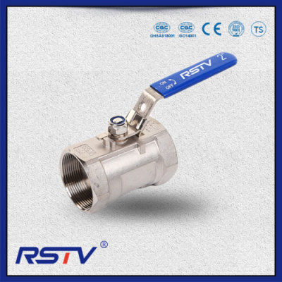 One Piece Floating Threaded ends Ball Valve 1000WOG/2000WOG