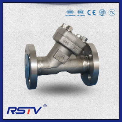 Forged Steel Flange Y type Strainer