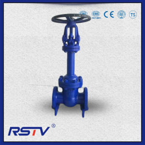 Bellow Seal Flange ends Gate Valve