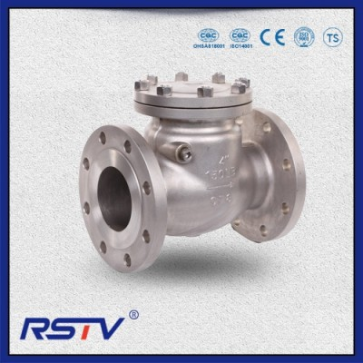 Cast Steel Flange Ends Swing Type Check Valve(API/DIN)