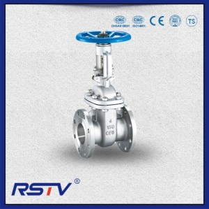 Forged Steel Bolted Bonnet Flange Globe Valve