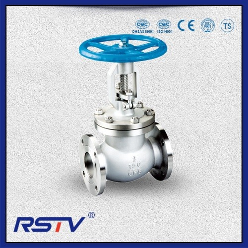 Forged Steel Bolted Bonnet Globe Valve
