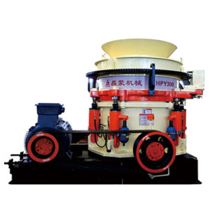 S series cone crusher large crushing capacity