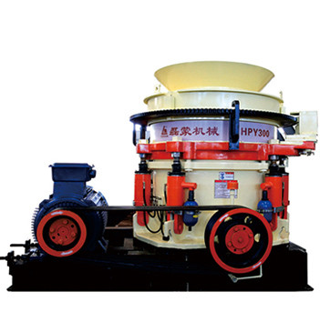 HPY multiple-cylinder hydraulic cone crusher Crusher series