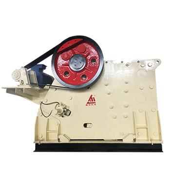 GC series high-performance jaw crusher