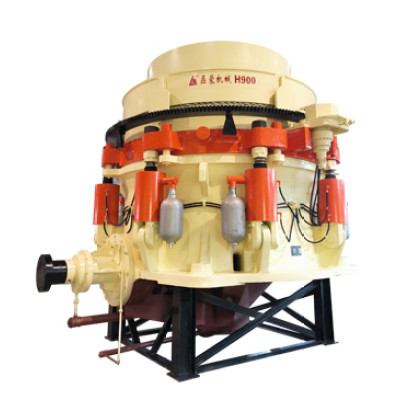 H series multiple-cylinder hydraulic cone crusher