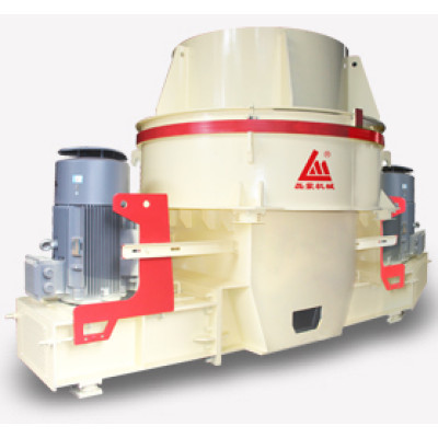 LM VSI series impact crusher for basalt