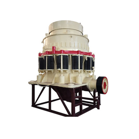 300MPa LMC series cone crusher