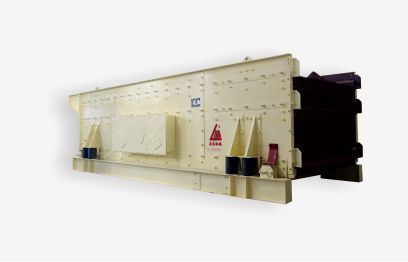 ZTS three -axis elliptical vibrating screen
