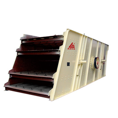 YKJ mining series vibrating screen