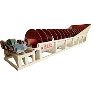 Medium Hardness Screen sand washing separator