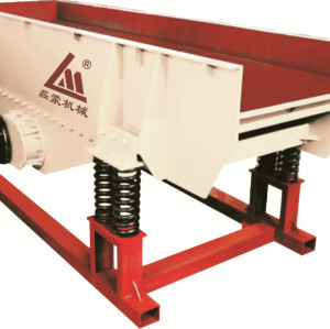GZD/ ZSW series vibrating feeder for crushing