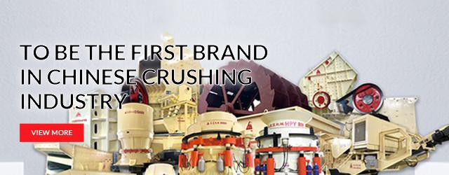 Crushing equipment