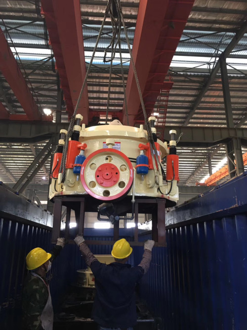 HPY Multiple-Cylinder Hydraulic Cone Crusher For Mining China Manufacturer