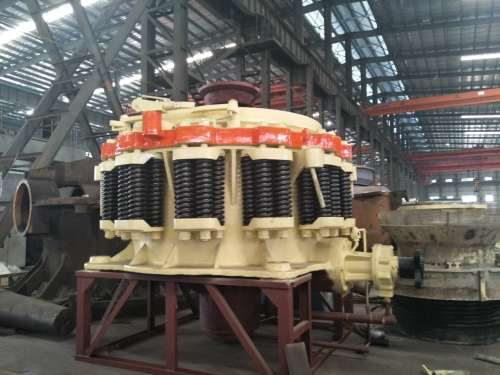 PYB/PYZ/PYD Series Cone Crusher For Metallurgy Construction Site and Building Industry