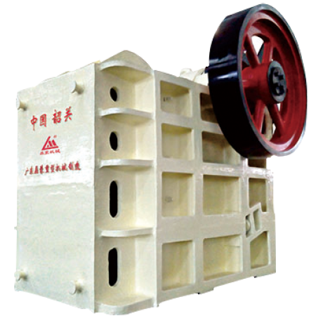 Multiple-cylinder PE series jaw crusher