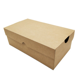 Customized style carton box cardboard boxes for shoes