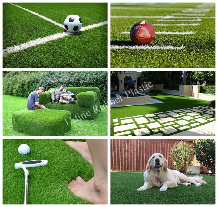 Udine Artificial Grass Application