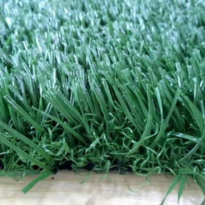 Infill-free football artificial grass
