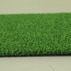 Golf game artificial grass