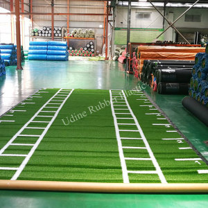 GREEN COLOR GYM ARTIFICIAL GRASS