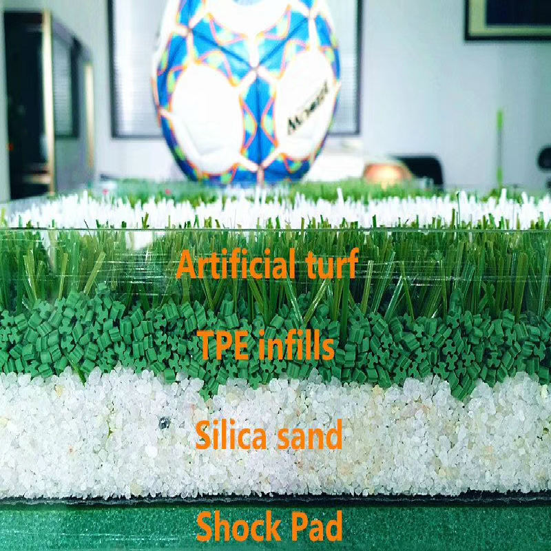 How many accessories do we need to install artificial grass
