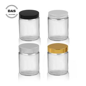 Glass Cosmetic Jar