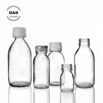 Jarabe De Botella Con Tapa Medilock Blanca
